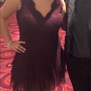 Betsy & Adam formal dress